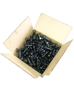 "1/2"" x 2-1/2"" BHON Track Bolt 25 lb box"